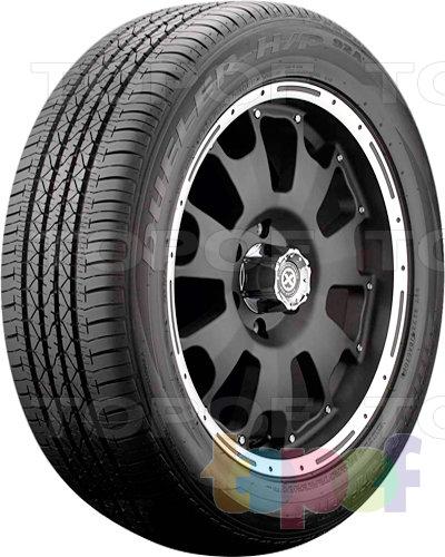 Шины Bridgestone Dueler H/P 92a. Всесезонная шина для внедорожника
