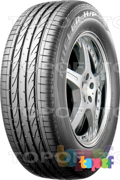 Шины Bridgestone Dueler H/P Sport. Спортивная шина для внедорожника
