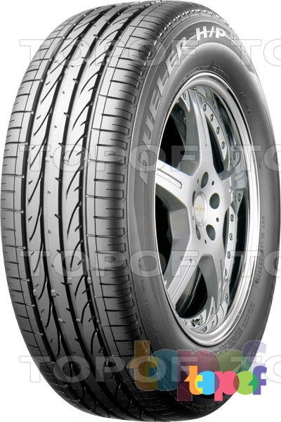Шины Bridgestone Dueler H/P Sport