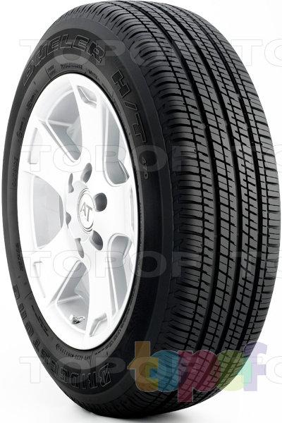 Шины Bridgestone Dueler H/T 470. Модель для внедорожника