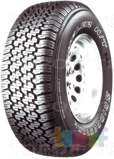 Шины Bridgestone Dueler H/T 682