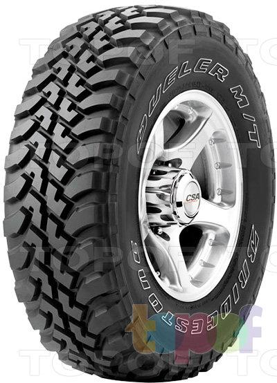 Шины Bridgestone Dueler M/T 673. Всесезонная шина для внедорожника