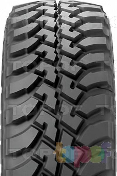 Шины Bridgestone Dueler M/T 673. Агрессивный рисунок протектора