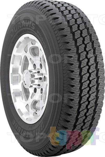 Шины Bridgestone Duravis M700 HD. Всесезонная шина для внедорожника