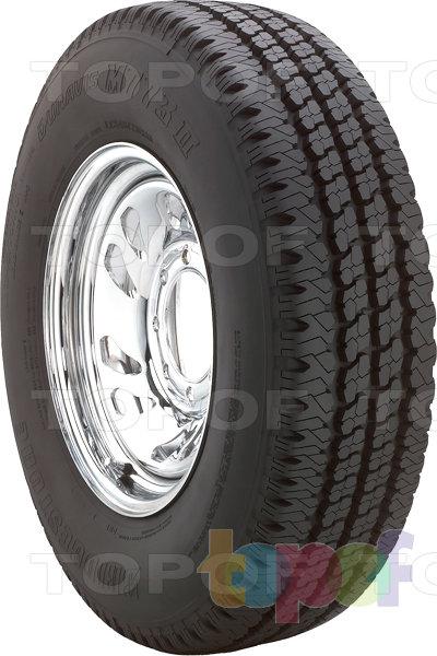 Шины Bridgestone Duravis M773 II