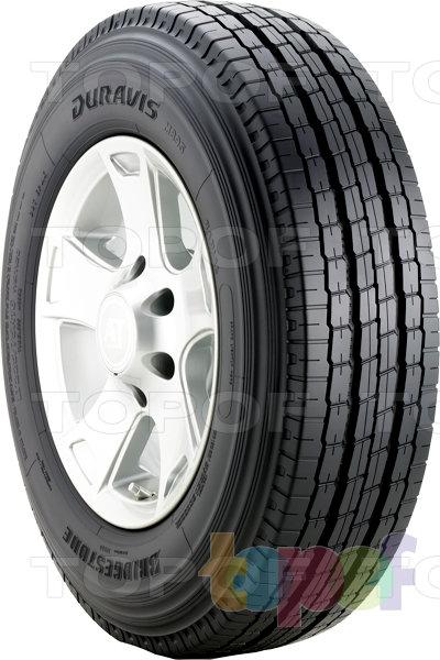 Шины Bridgestone Duravis M895. Универсальная шина для внедорожника