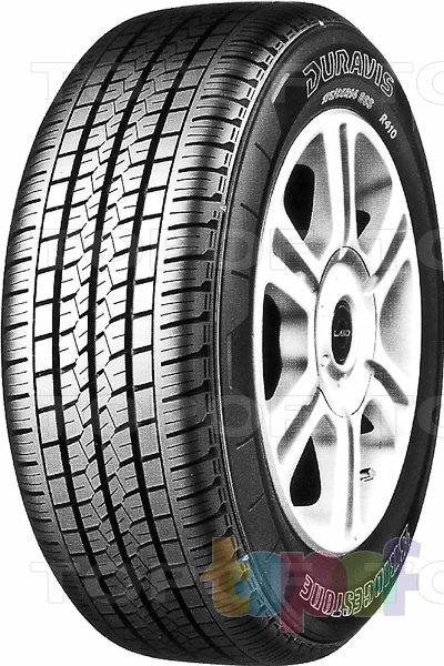 Шины Bridgestone Duravis R410. Дорожная шина для грузового автомобиля
