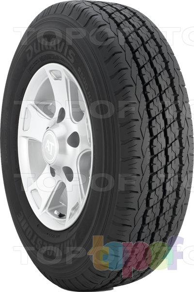 Шины Bridgestone Duravis R500 HD. Универсальная шина для внедорожника