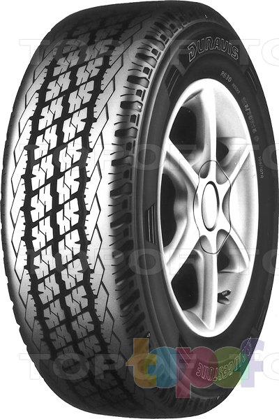 Шины Bridgestone Duravis R630. Летняя шина для  коммерческого автомобиля