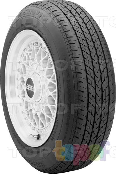 Шины Bridgestone Ecopia EP-02. Дорожная шина для легкового автомобиля