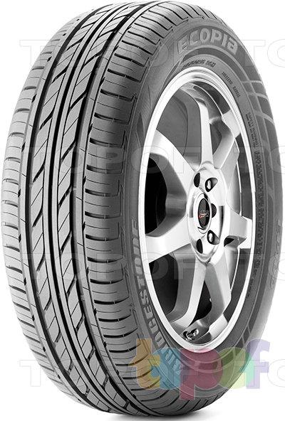 Шины Bridgestone Ecopia EP100. Летняя шина для легкового автомобиля ECOPIA EP100