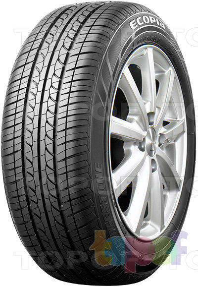 Шины Bridgestone Ecopia EP25. Дорожная шина для легкового автомобиля