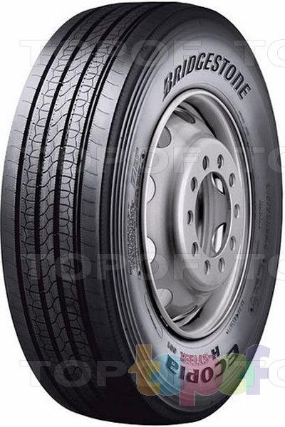Шины Bridgestone Ecopia H-Steer 001. Шины для дальних перевозок