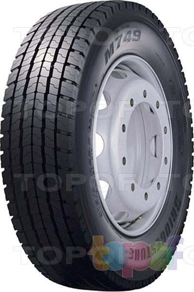 Шины Bridgestone Ecopia M749. Дорожная шина для грузового автомобиля