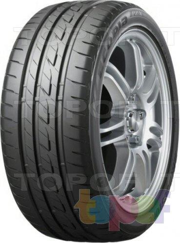 Шины Bridgestone Ecopia PZ-X. Изображение модели #1