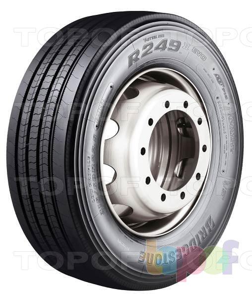 Шины Bridgestone Ecopia R249II EVO. Изображение модели #1