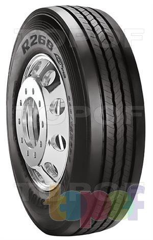 Шины Bridgestone Ecopia R268. Изображение модели #1