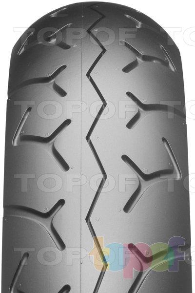 Шины Bridgestone Exedra G701. Передняя