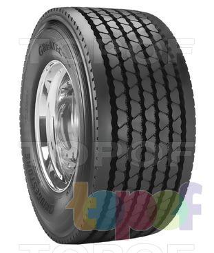 Шины Bridgestone Greatec M845. Универсальные шины для грузового автомобиля