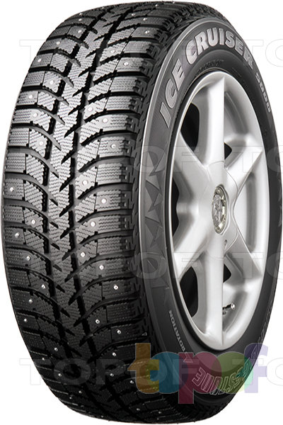 Шины Bridgestone Ice Cruiser 5000 175/65R14 82T