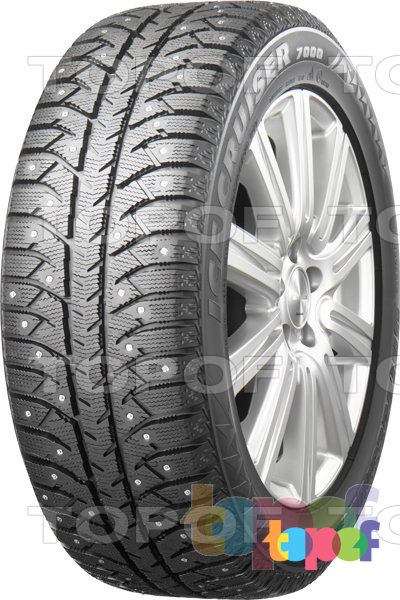 Шины Bridgestone Ice Cruiser 7000 215/65R16 98T