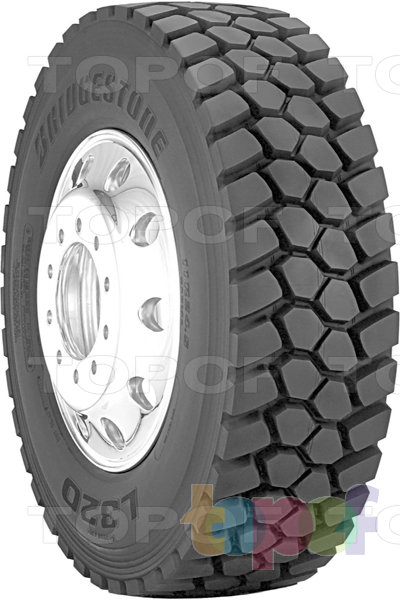 Шины Bridgestone L320. Универсальная шина для грузового автомобиля