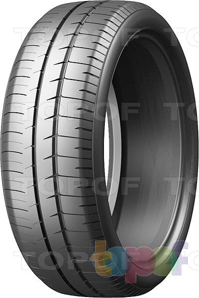 Шины Bridgestone Large&Narrow. Асимметричный рисунок протектора