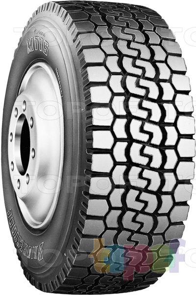 Шины Bridgestone M716. Шина для грузового автомобиля