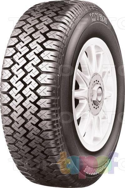 Шины Bridgestone M723. Всесезонная шина для легкогрузового автомобиля