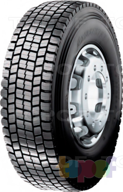 Шины Bridgestone M729 Evo. Всесезонная шина для грузового автомобиля