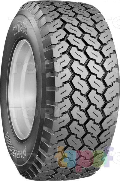 Шины Bridgestone M748. Универсальная шина для грузового автомобиля