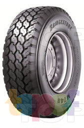 Шины Bridgestone M748 EVO. Изображение модели #1