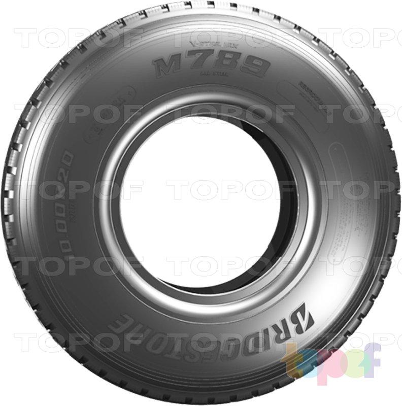 Шины Bridgestone M789. Изображение модели #4