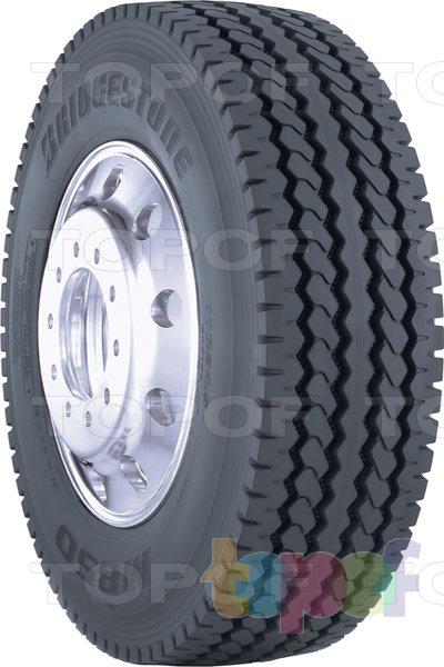 Шины Bridgestone M850. Шина для грузового автомобиля