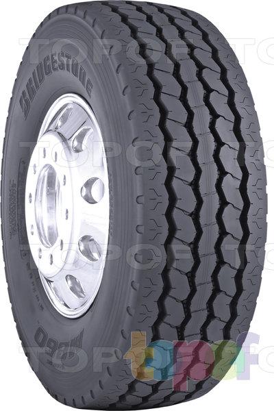 Шины Bridgestone M860. Шина для грузового автомобиля