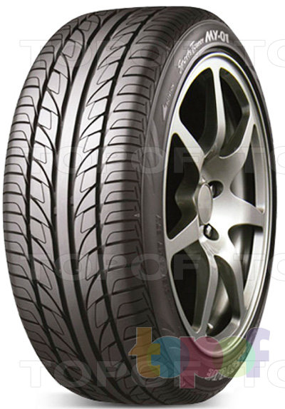 Шины Bridgestone MY-01 Sports Tourer 205/55R16 91V
