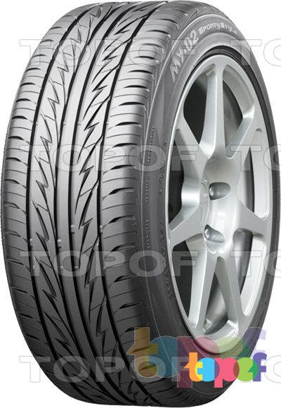 Шины Bridgestone MY-02 Sporty Style