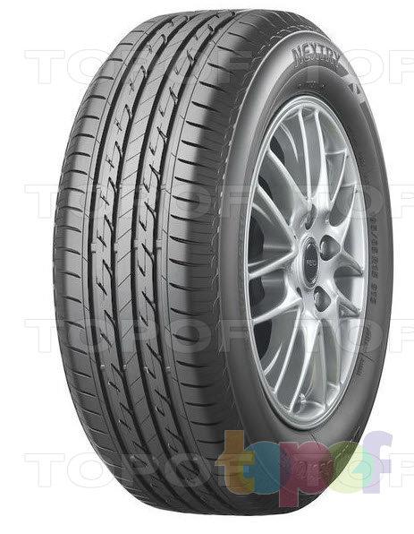 Шины Bridgestone Nextry Type L. Общий вид модели