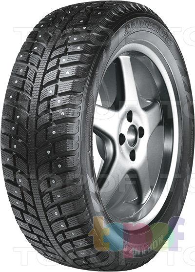 Шины Bridgestone Noranza. Зимняя шипованная шина для легкового автомобиля