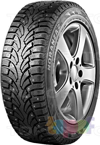 Шины Bridgestone Noranza 2 EVO. Шипованные шины для легкового автомобиля