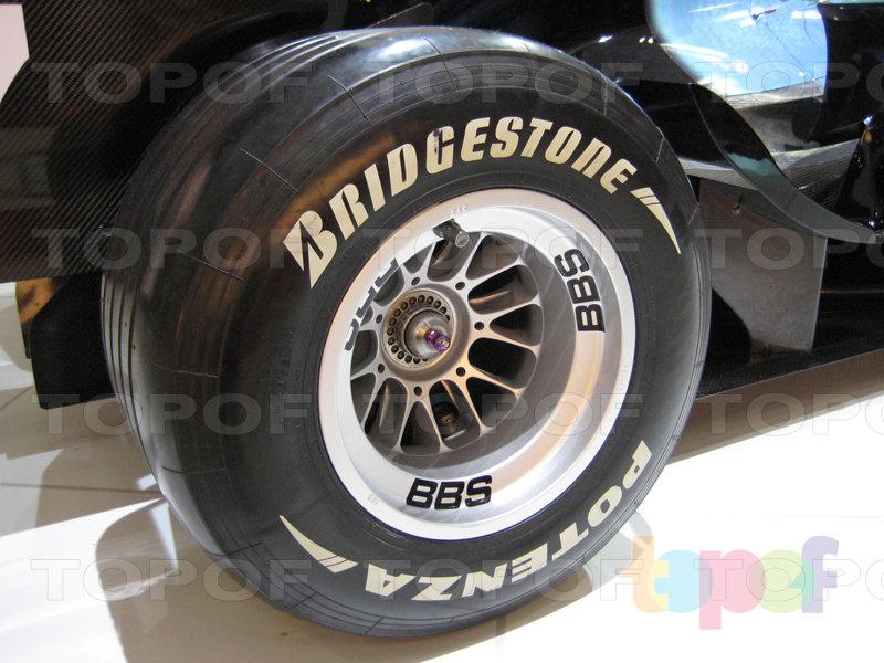 Шины Bridgestone Potenza F1. Potenza Formula 1