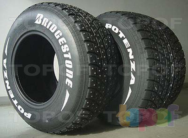 Шины Bridgestone Potenza F1. special Limited Edition F1 Potenza Snow Tyre (специальная шина F1 Potenza в ограниченной версии для команды BMW)