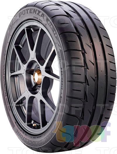Шины Bridgestone Potenza RE-11 A. Изображение модели #1