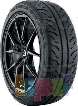 Шины Bridgestone Potenza RE-71R. Изображение модели #1