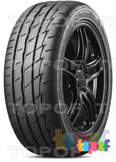 Шины Bridgestone Potenza RE003 Adrenaline. Основной вид