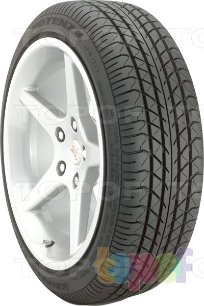 Шины Bridgestone Potenza RE011