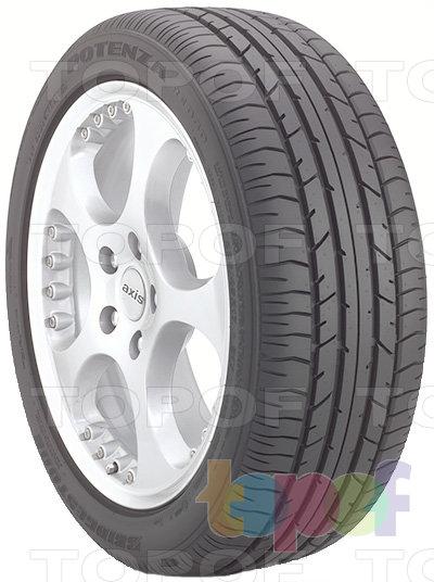 Шины Bridgestone Potenza RE040. Спортивная шина