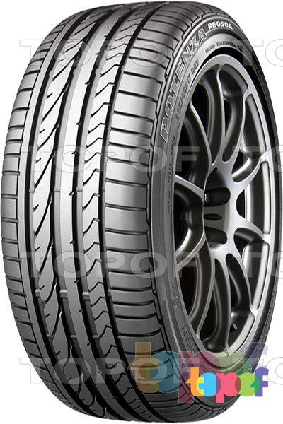 Шины Bridgestone Potenza RE050a. Спортивная шина для легкового автомобиля