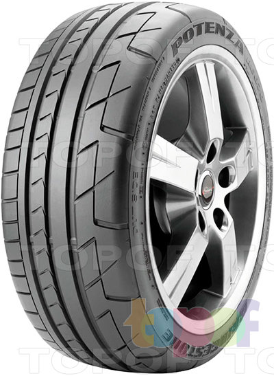 Шины Bridgestone Potenza RE070