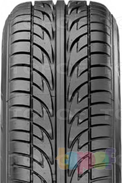 Шины Bridgestone Potenza RE720. Направленный рисунок протектора